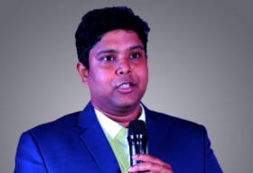 Siddharth Kukatlapalli, Co-Founder & CBO, Syntizen